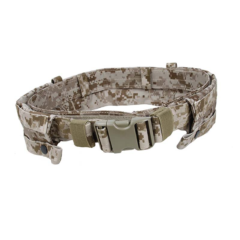 TMC NEW AOR1 GEN2 MRB2 0 Belt Tactical Military Molle Waist Belt Combat Airsoft Waist Support