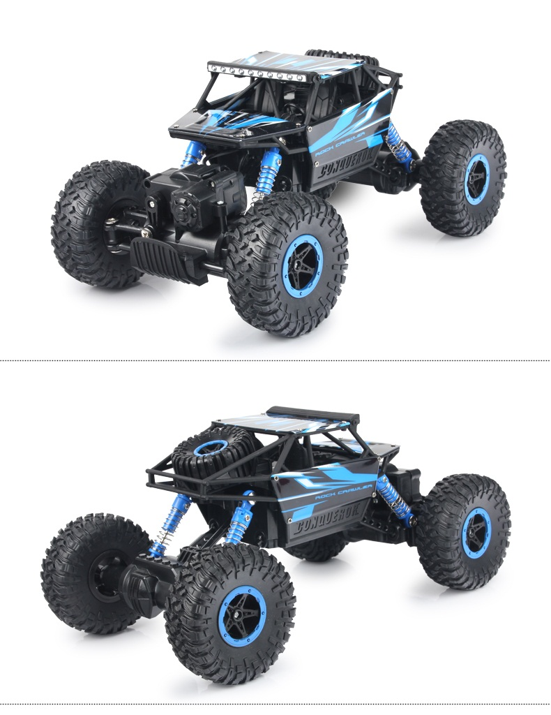 Ewellsold-RC-Car-4WD-Rock-Crawlers-4x4-Driving-Car-Double-Motors-Drive-Bigfoot-Car-Remote-Control-Model-Off-Road-Vehicle-Toy-2