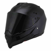 Motocross Motorcycle Helmet Male Personality Force Full The Four Highway Breathable Sunscreen Casquecar Styling Vintage Capacity