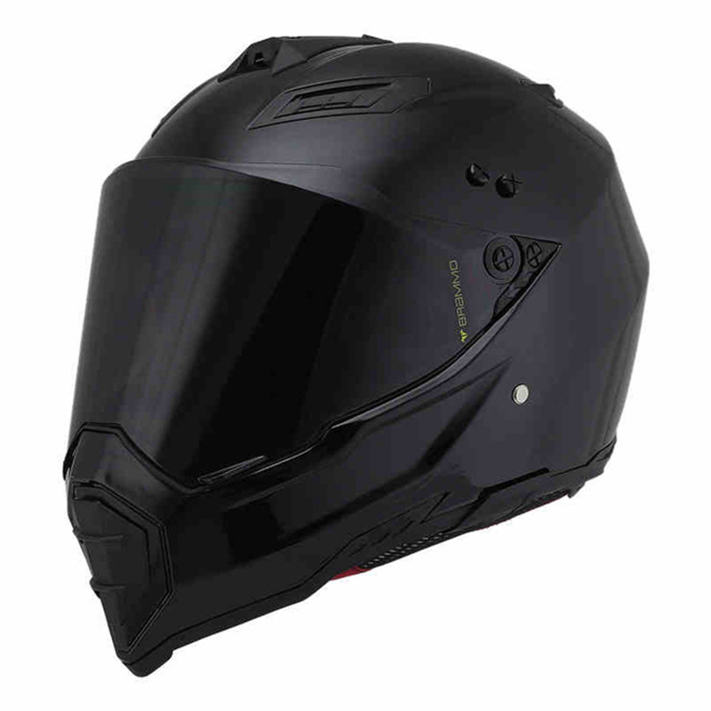 Motocross motorcycle helmet male personality force full the four highway breathable sunscreen casquecar-styling vintage capacity