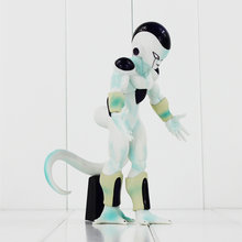 20 cm Anime Dragon Ball Z Frieza Figura Freeza Frieza Figura PVC com Caixa de Brinquedo(China)