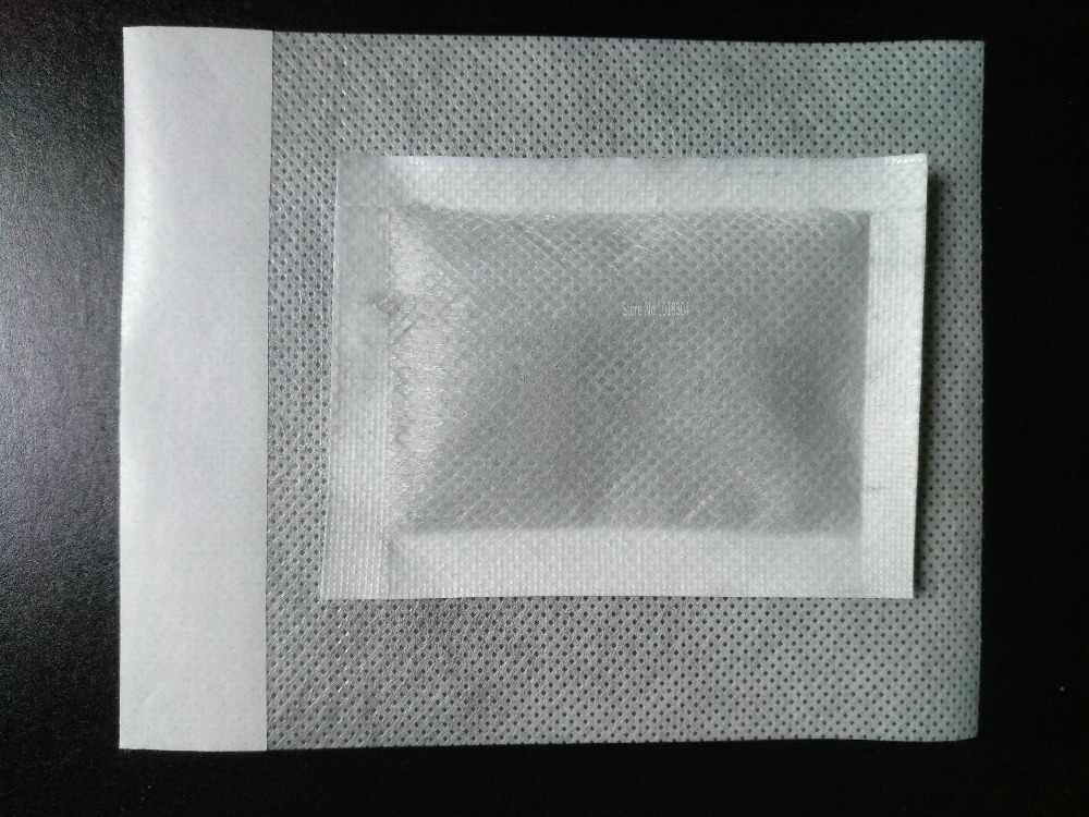 Dropship 200 pz/lotto Premium GOLD Kinoki Rilievi Del Piede Del Detox Organico Pulizia A Base di Erbe Toppe e Stemmi (100pcs Toppe e Stemmi + 100pcs adesivi)