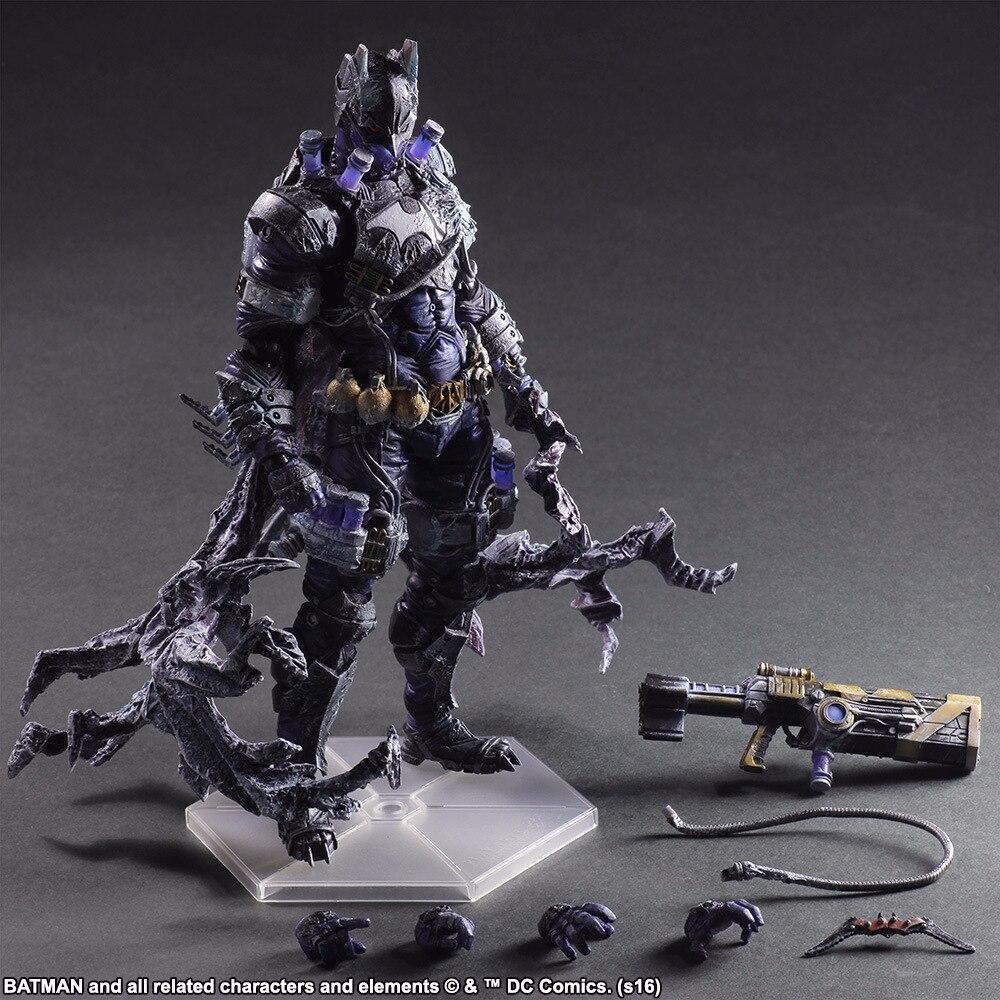 Jouer Arts 27 cm Rogues galerie Victor frites monsieur gel personnage méchants dans Batman figurine jouets