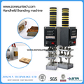 5*7 см Горячего Тиснения, кожа, торт брендинг машина, древесины машина для тиснения, электрический паяльник (0-400 градусов)