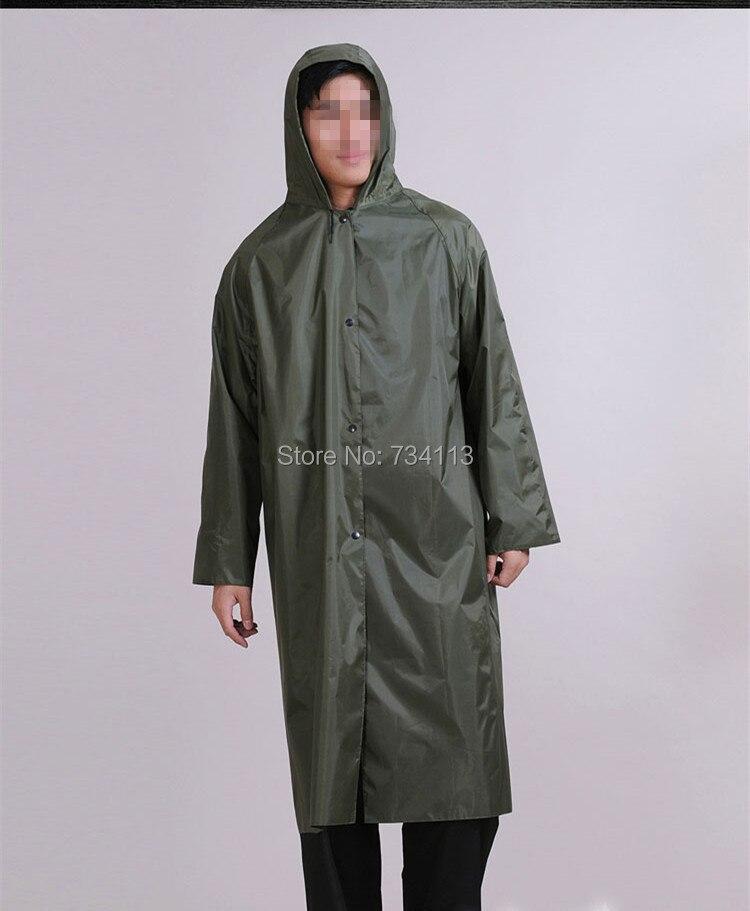 Μακρύ αδιάβροχο poncho για 160-180cm εντάξει - Οικιακά είδη - Φωτογραφία 1