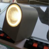 Outdoor Wall Lamp AC85 265V 3W COB LED Wall Lamp IP54 Waterproof Lighting Modern Minimalist Indoor