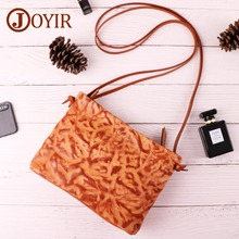 JOYIR Messenger Bag Women Leather Genuine Crossbody Bags For Women Shoulder Bag Bolsas Femininas Fashion Handbag Sac A Main 8696