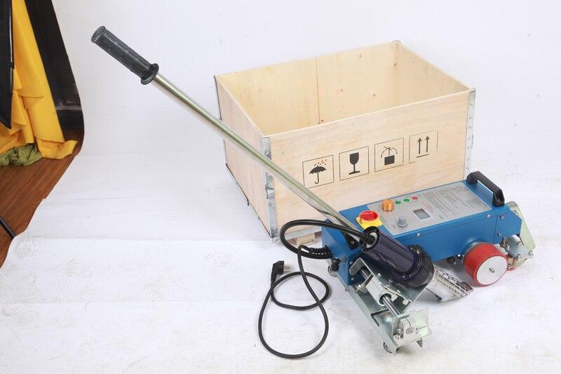 Machine à souder en plastique à commande numérique avec pistolet à Air chaud