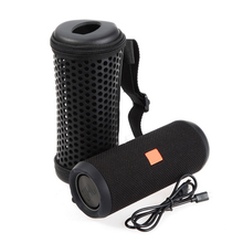 1PCS Speaker Carry Bag Protective Cover Case For JBL Flip 1 2 3 Wireless Bluetooth Additional Space for Cables