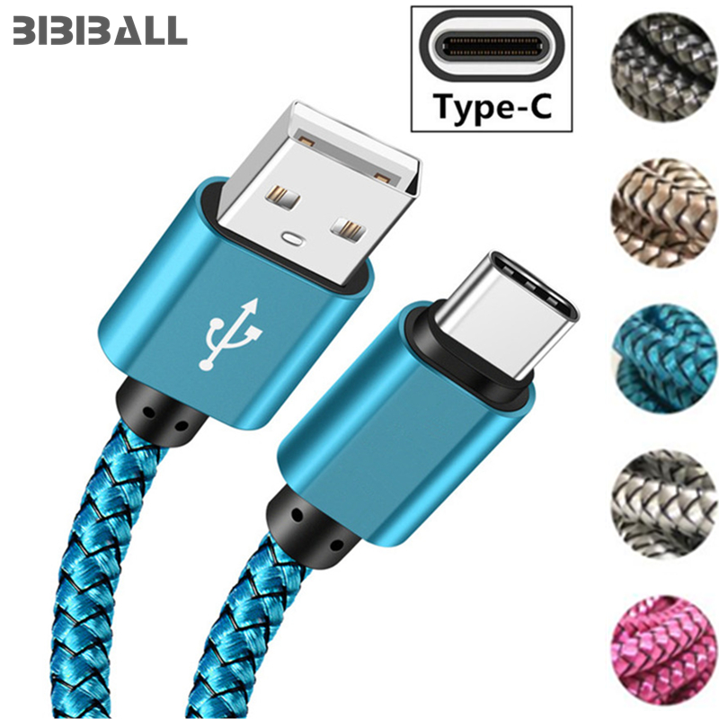 USB Type C Fast Charging Data Sync Cable