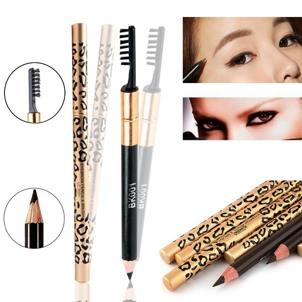 1 Pc Eyebrow Shadows Waterproof Longlasting Make Up Tool Maquiagem Eyebrow Pencil Brush Eye Brow Microblading Tattoo Makeup Tool 2