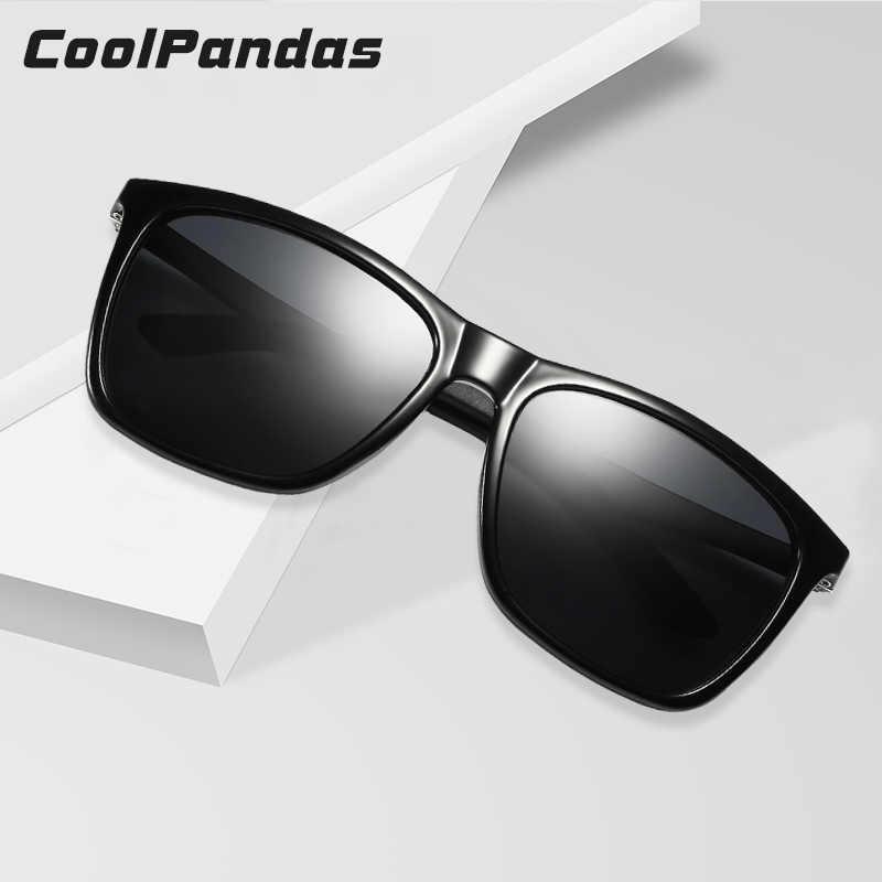 Бренд Дизайн поляризационные солнцезащитные очки для женщин для мужчин Алюминиевые ножки Защита от солнца очки вождения квадратный зеркал
