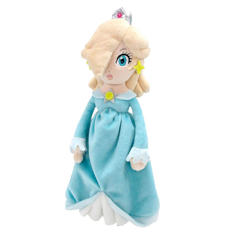 Cute Girl Plush Toy Sane Super Mario All Star Collection Rosalina Stuffed Plush Cartoon Plush Toy Kids Gift Toy 20cm