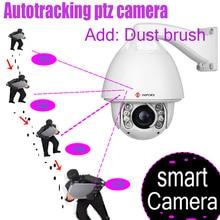 IMPORX Wi-Fi IP Камера 20X2 Мп Auto Tracking PTZ 1080 P HD IP Камера Беспроводной безопасности Камера IR 150 м Поддержка POE и SD Card
