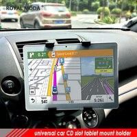 universal auto tablets mount holder 360degree Adjustable Car tablet Holder Air Ven Dashboard Mount CD slot for iPad Air holder