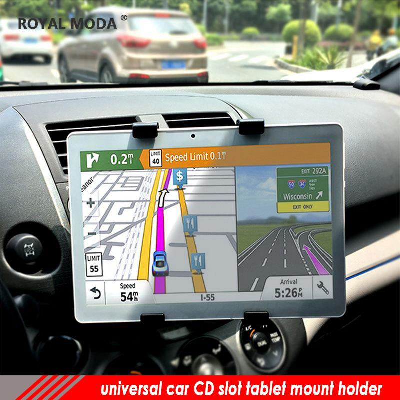 universal auto tablets mount holder 360degree Adjustable Car tablet Holder Air Ven Dashboard Mount CD slot for iPad Air holder