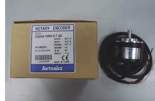 ФОТО New E50S8-1000-3-1-24 Autonics rotary incremental encoders