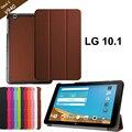 Для LG Gpad 2 V940 10.1 '' смарт-чехол планшет чехол для LG Gpad2 V940 магнит флип кожаный чехол