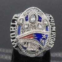 Presale Dropshipping Replica Super Bowl LI 2016 New England Patriots Tom Brady Number 12 Championship Ring