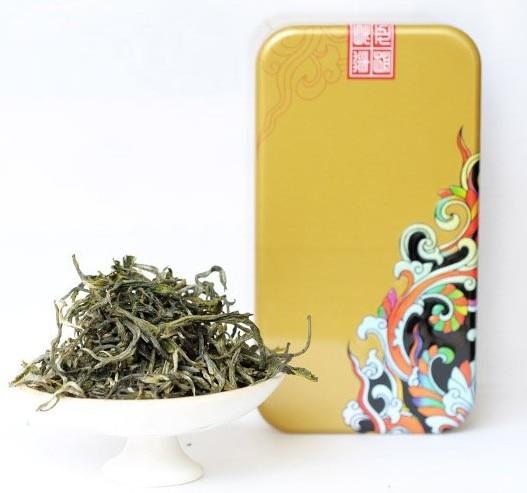 2007 year 60g Top grade Chitse green pu er tea pu er China Raw Puer tea