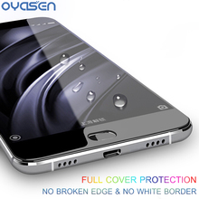 цена на Full Cover Screen Protector For Xiaomi Mi6 Mi 6 5.15inch Premium HD 9H Toughened Tempered Glass Protective Film For Xiaomi Mi6