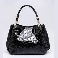 Hot Sale Fashion Style 2017 New Arrivals Crocodile HANDBAG BAG Tote Bag Ladies Leisure Trends In