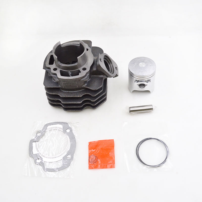 High Quality Motorcycle Cylinder Kit For Honda NH90 TH90 NH TH 90 90cc GW3 2 Stroke Engine Spare Parts 90cc cylinder body kit