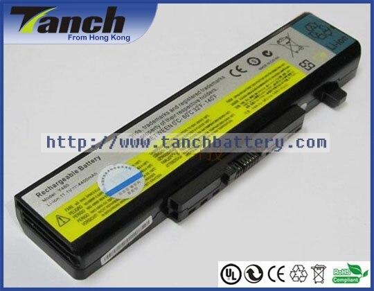 Batterie d'ordinateur portable pour Lenovo L11M6Y01 IdeaPad Z380 L11L6F01 45N1049 45N1042 L11P6R01 45N1051 Y40-70AT-IF 11.1 V 6 cellules