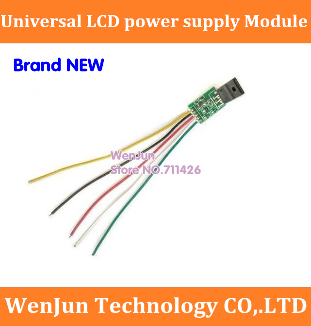 NEW super 5 wire LCD power supply board universal power ...