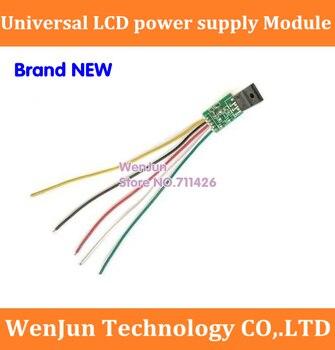 Nuevo módulo de placa de alimentación universal LCD de super 5 cables CA-888 pantalla universal módulo de fuente de alimentación universal