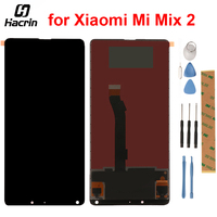 For Xiaomi Mi Mix 2 LCD Display With Touch Screen 5 99inch 100 Tested Digitizer Assembly