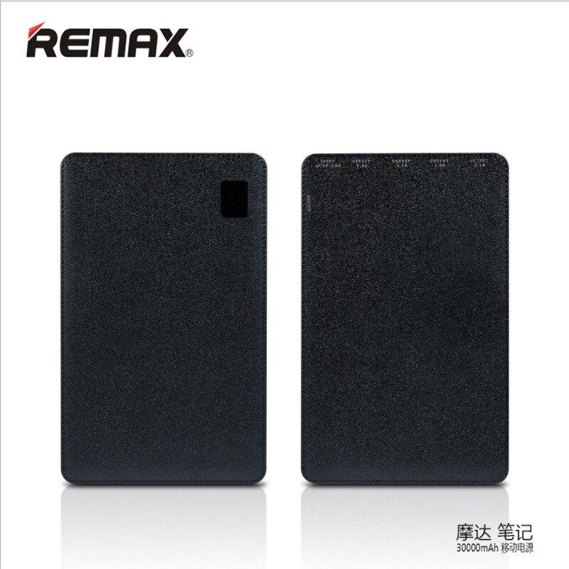 REMAX 30000 mAh chargeur de batterie externe Portable batterie externe 4 chargeur USB Portable universel