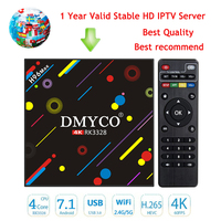 New Arrival 4GB 64GB Android 7 1 TV Box H96 MAX H2 RK3328 Quad Core 1