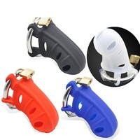 Chastity Device Cage Chastity Cage Stainless Steel Adjustable Chastity Lock CB6000 Silicone Male Sex Toys G7 2 15