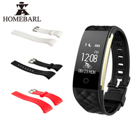 HOMEBARL Replace Strap For S2 Wristband Bracelet S2 Silicone Replacement Band Wrist Watch Watchband Straps