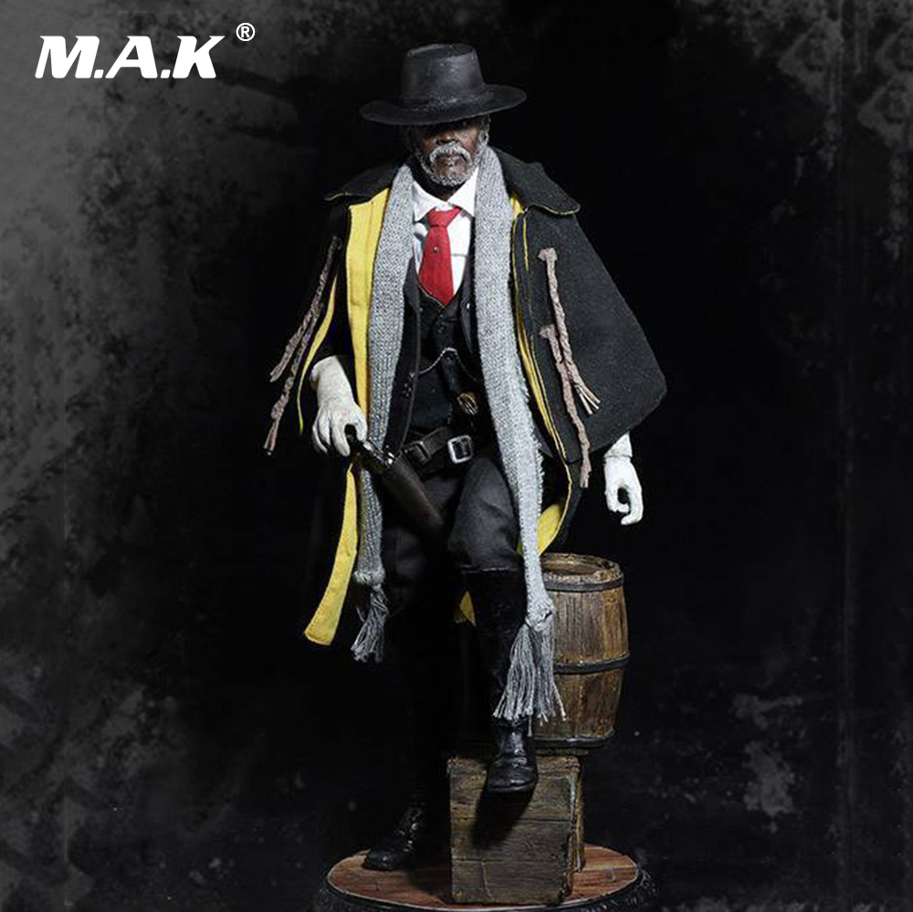 On Sale Toys 1/6 The Hateful Eight Series H802 Major Marquis Warren Action Figure Full Set for Collection 1 6 scale full set soldier the lord of the rings elven prince legolas action figure toys model for collections