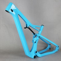 29er axle thru frame 142*12mm rear wheel spacing carbon mtb frame