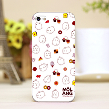 PZ0007 3 29 Cartoon ArtDesign Customized cellphone transparent case cover for iphone cases for iphone 4