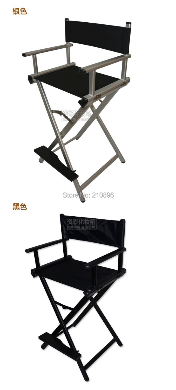 Stoff Regiestuhl Aluminium Direktor Tragbare salon Rahmen Stuhl Nylon Faltbare Mit Yx4ZBq