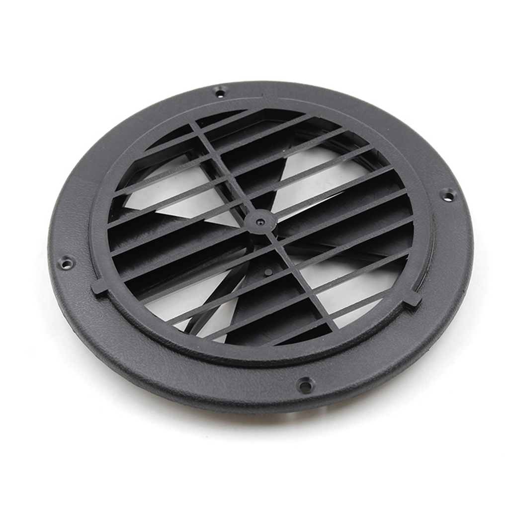Image 5 - 1 Pcs 6.5 Inch Round Louvered Vent For RV Motorhome Boat Ventilation Parts UV Protection 0.7 Inch Thickness PP Plastic-in RV Parts & Accessories from Automobiles & Motorcycles