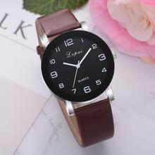LVPAI Woman's Watch  Fashion    Luxury Ladies   Quartz Wristwatch Top Brand  Leather Strap  Watch  Women Watches Reloj  18MAY8