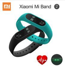 Original Xiaomi Mi Band 2 Smart Bracelet Wristband Miband 2 Fitness Tracker Android Bracelet Smartband Heart rate Monitor