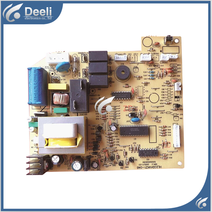 Подробнее о 95% new good working for Hualing air conditioning computer board circuit board motherboard HL25GVX002 B/A on sale 95% new good working for air conditioning computer board ju7 820 1730 pow 20fh pc board circuit board on sale