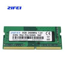 ZIFEI DDR4 8 GB 4 GB 16 GB 2133 2400 MHz so dimm SD Оперативная память карта памяти для ноутбука
