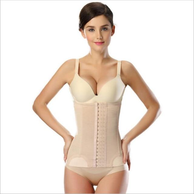 c7db9b8c78 Sexy figure Women Hot Body Shaper Slimming Waist Tummy Belt Waist Cincher  Underbust Control Corset Slimming Belt Shaper XS-XXXL