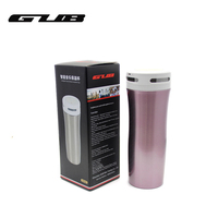 GUB ZN16 Bicycle Water Bottle Cycling Bisiklet Music Keep Warm Alloy Bottles Bluetooth Connect Phone Garrafas Bicicleta 2018 New