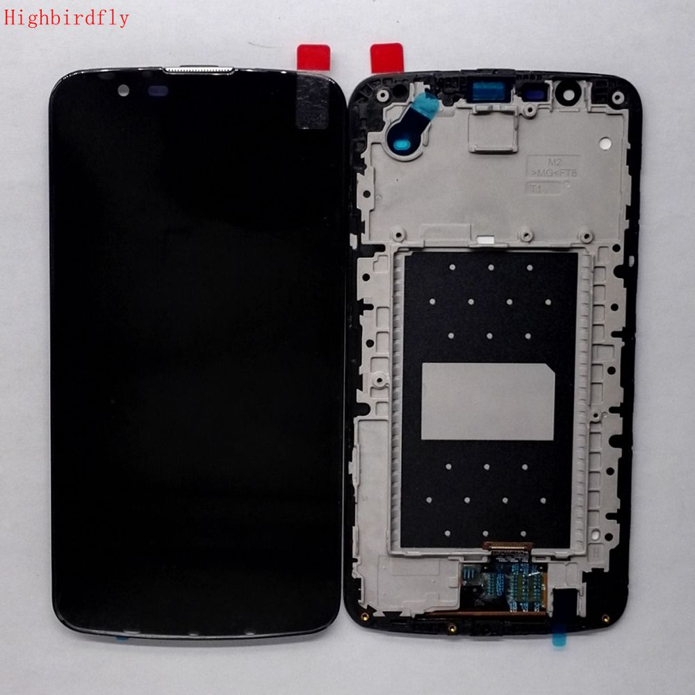 For Lg K10 K420N K410 Lcd Screen Display with Touch Glass Digitizer Frame Full set Together Repair lcdsFor Lg K10 K420N K410 Lcd Screen Display with Touch Glass Digitizer Frame Full set Together Repair lcds