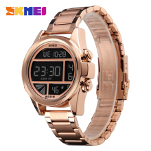 SKMEI Luxury Brand Mens Sports Watches Waterproof Digital LED Military Watch Men Fashion Casual Electronics Wristwatches Relojes javi brand sports watch men waterproof relojes para hombre dive 30m digital electronics wristwatches hot clock fashion 4 color