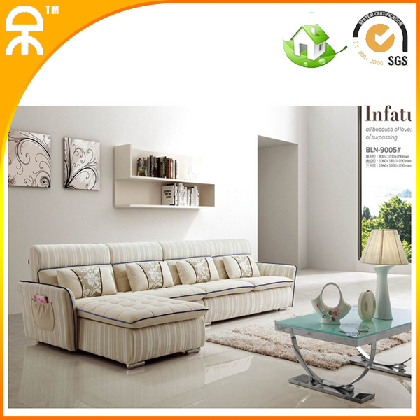 1 seat 3 seat Chaise lounge nearly 4m length high quality soft