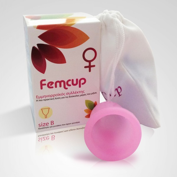 16 Femcup New Shape Reusable Medical Grade Silicone Menstrual Cup/Lady Cup Feminine Hygiene Product for Women 6 colors choose 12